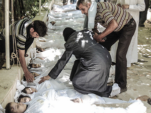 Syria: One Year On, No Justice for Chemical Attacks Victims