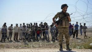 Kurds see Turkey impeding ISIS fight