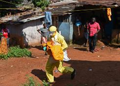 In Ebola-hit SLeone, dignity in death protects the living