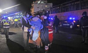 Four migrants found dead on cargo ship in Italy