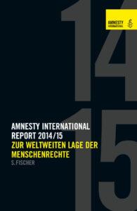 AMNESTY INTERNATIONAL ANNUAL REPORT 2014/2015