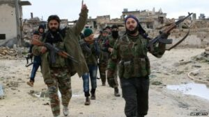 Islamic State conflict: US begins training Syrian rebels