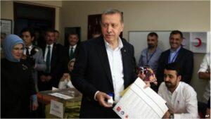 Turkey ruling AKP 'loses majority'