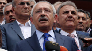 Turkey's main opposition floats idea of 'rotating' premiership