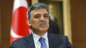 Turkey Ex-president urges 'more realistic' foreign policy