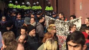 'Reclaim Australia:' Anti-Islam rallies spark violent clashes