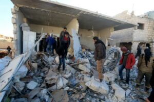 Syria peace talks stalled over who represents opposition