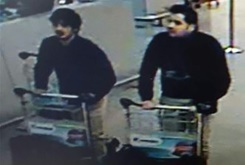 Brussels airport bombers named as brothers linked to Paris suspect: report