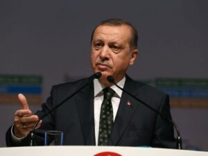 Brussels attack: President Erdogan says bomber was caught in Turkey last year and deported to the Netherlands