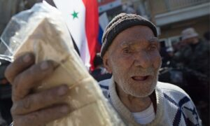 Starvation in Syria remains weapon of war despite partial ceasefire