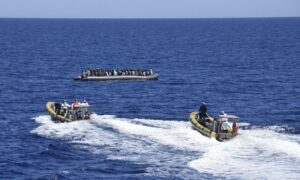 Italy's plan to combat Libyan migrant smugglers could mean chasing shadows