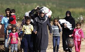 Iraqis fleeing Mosul to Syria, up to 50,000 anticipated: UNHCR