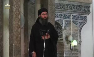 U.S, Iraqi officials can't confirm report Islamic State leader wounded