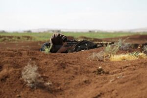 Syrian government, U.S.-backed fighters advance against Islamic Sate