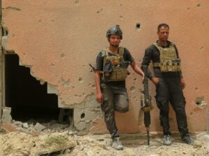 Isis in Fallujah: Iraqi forces end terrorist group's two-year occupation of city