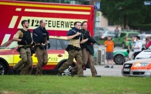 Updated: Rudaw speaks to witness in Munich shooting