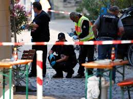 Bavarian bomber pledged allegiance to Islamic State: minister
