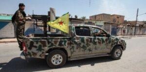 YPG Leaves Manbij