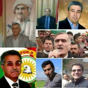 PYD Asayish arrests Hassan Saleh, deputy secretary of Kurdish Yekiti Party in Syria (P.Y.K.S)