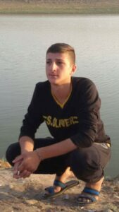 PYD militants abduct a 16 years minor boy in Qamishlo and lowering Kurdish flag for the third time at Kurdish Yekiti Party in Syria (P.Y.K.S) Office