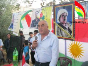 "PYD militants are demanding a leader in Kurdish Yekiti Party in Syria ""Farhan Marei"" evacuated his home within 24 hours"